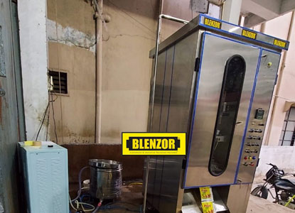Cooking Oil Pouch Packing Machine Manufacturer - Blenzor India