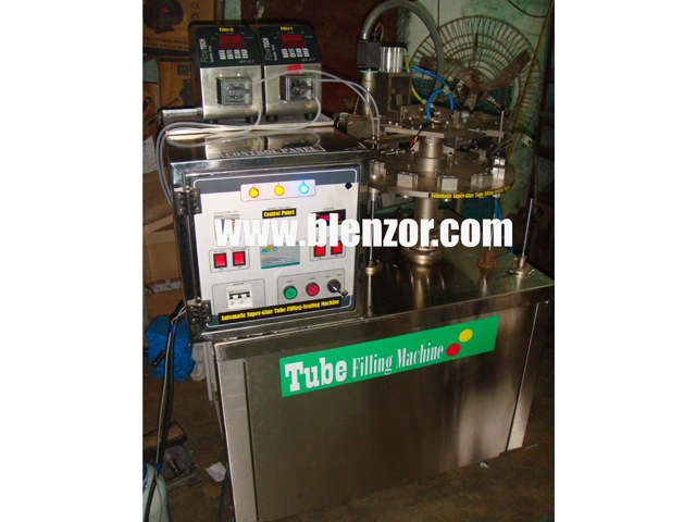 Tube Filling Machine Manufacturer